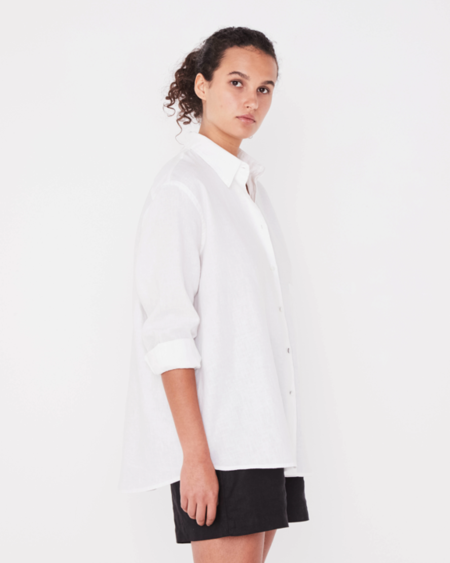 ASSEMBLY LABEL Pira Linen Shirt