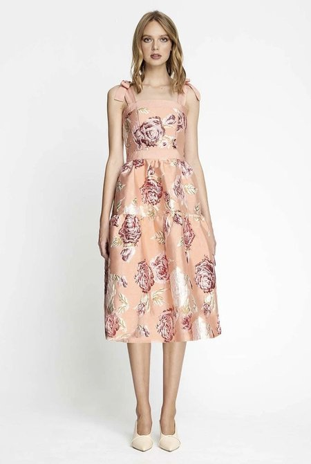 ALICE MCCALL Heaven Midi Dress - pink