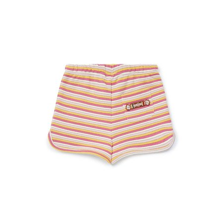bonton toolatesh shorts pink