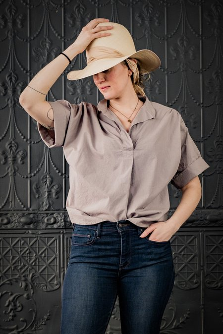 Brookes Boswell Gobo Hat in Natural