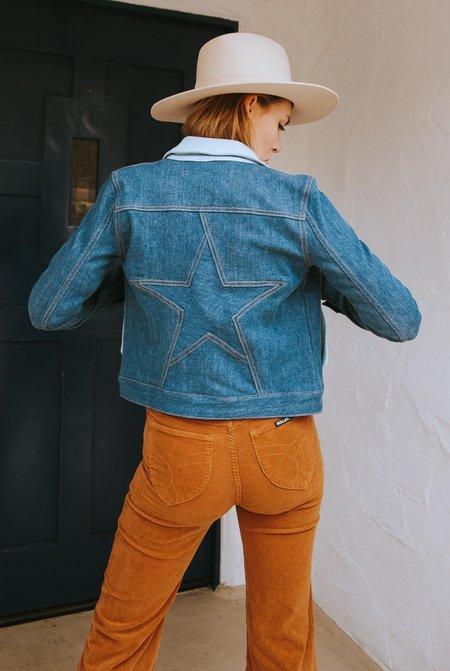 Stoned Immaculate Super Star Denim Jacket