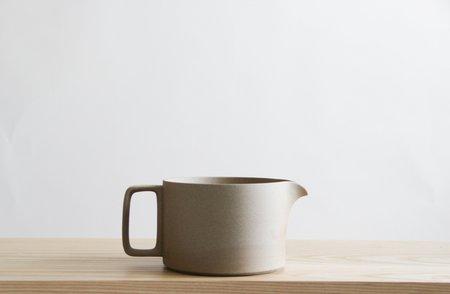 Hasami Porcelain Hasami tea pot - natural
