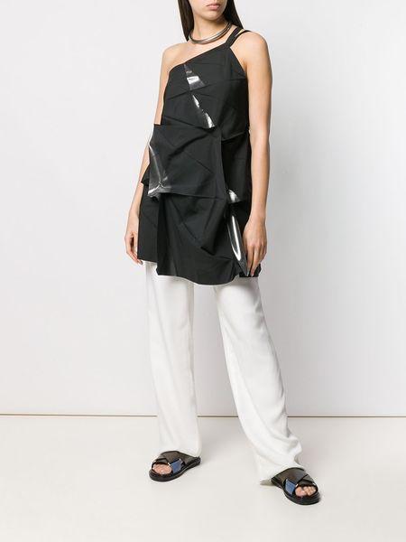 ISSEY MIYAKE Dress - black/silver