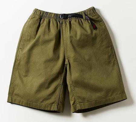 Gramicci G-Shorts - Olive
