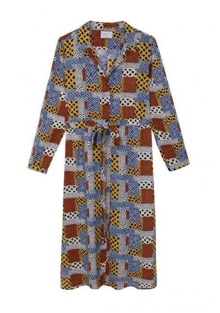 COMPANIA FANTASTICA IMPRIMÉ DRESS - AFRICAN