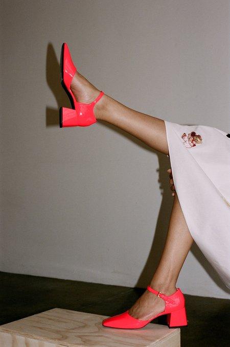 Suzanne Rae Maryjane - Neon Pink