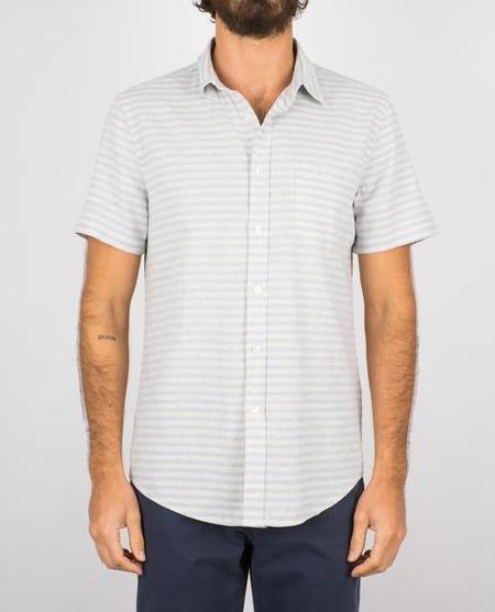 Portuguese Flannel The Plage Shirt