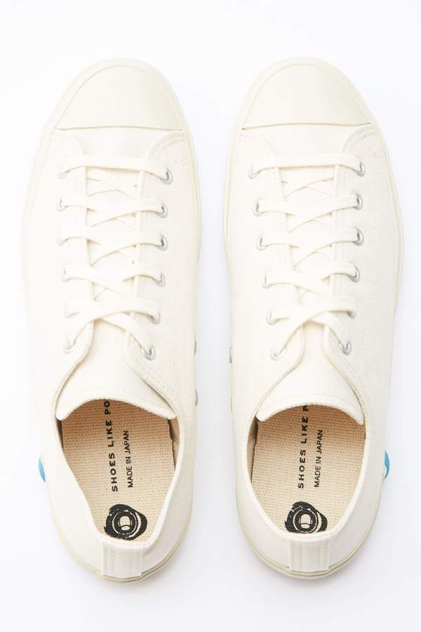 Shoes Like Pottery Low Sneaker - White