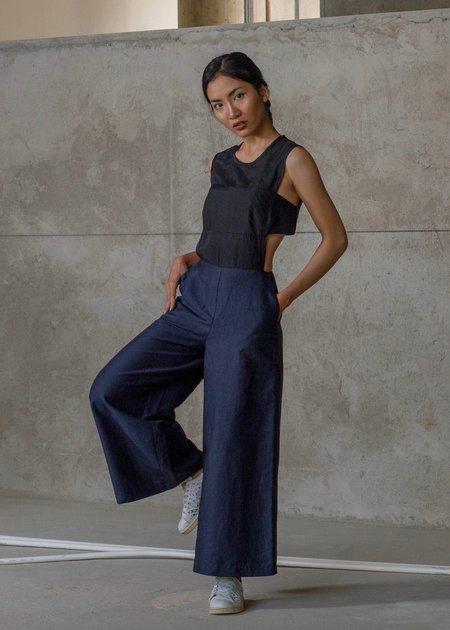 Good Krama Bopha jumpsuit - Blue