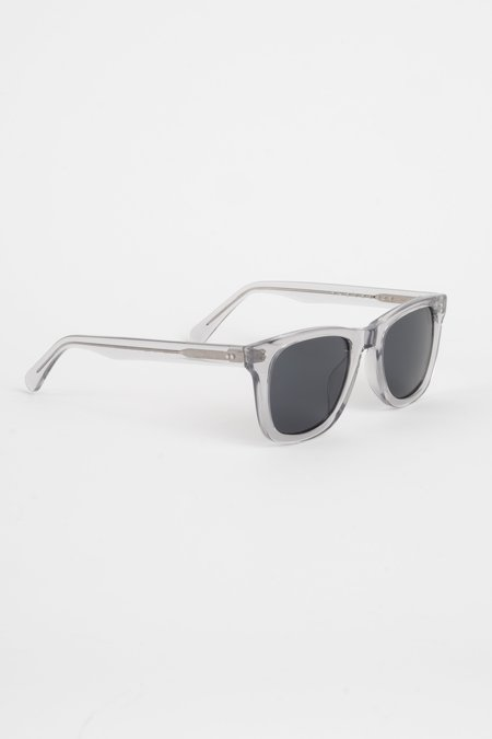 The Celect Rectangular Frame - Clear/Smoke