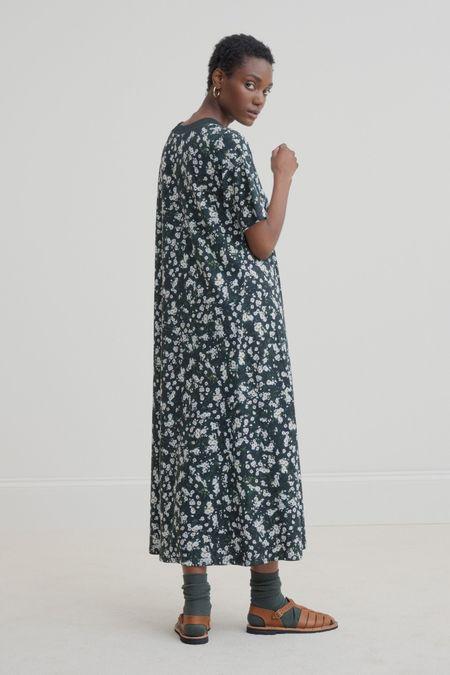 Kowtow T-shirt Swing Dress - Meadow