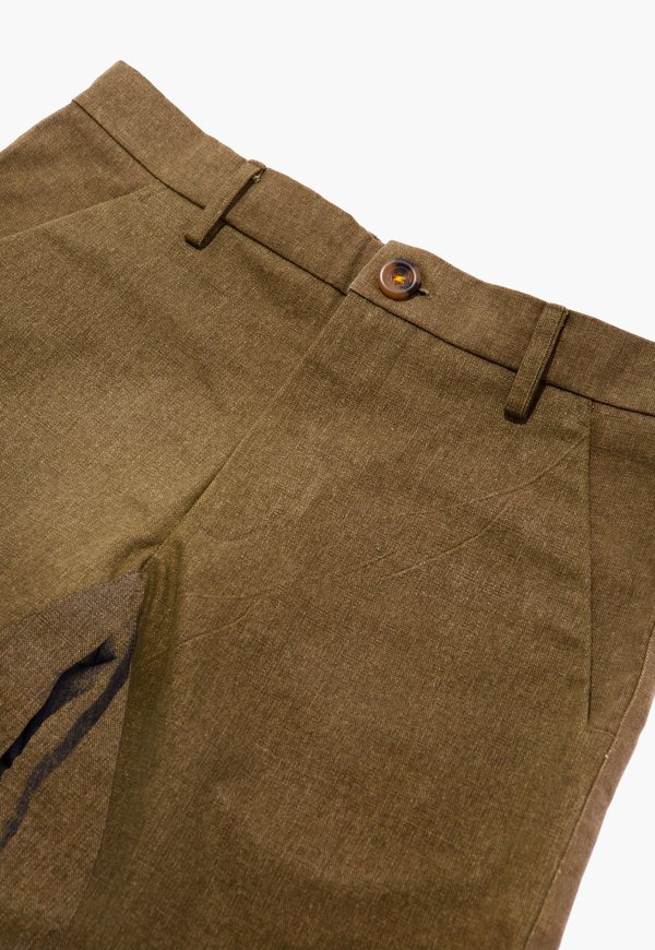 Deshal Hunter Canvas Tapered Pant