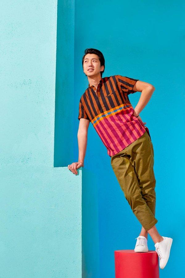 New Market Goods Motijheel Popover Shirt