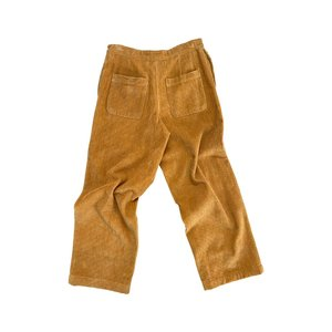 Feather Drum AINSLEY PANT - GOLD