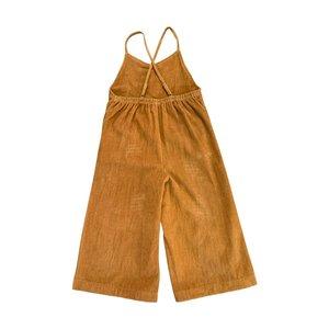 Kids Feather Drum VALDA JUMPSUIT - INCA GOLD