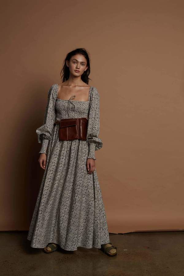 Feather Drum VIVIENNE DRESS - COCO DITSY