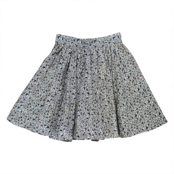 Kids Feather Drum WILLOW SHORT SWING SKIRT - COCO DITSY