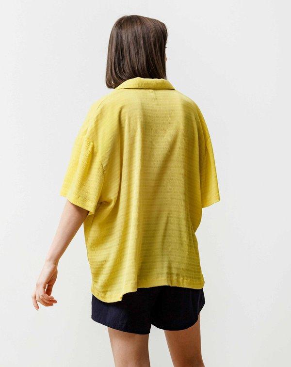Priory Bowling Pleated Chiffon Shirt