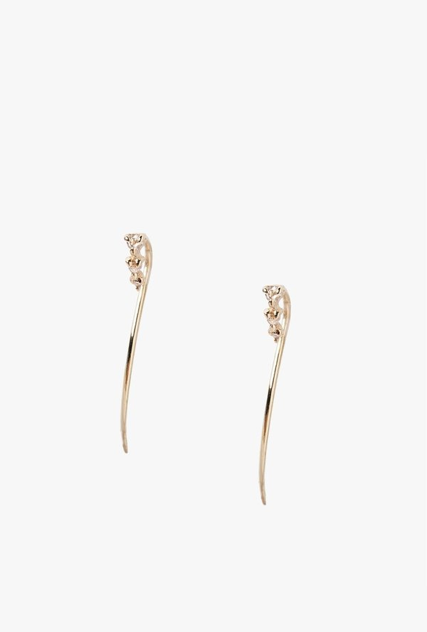 Laurie Fleming Ambrosia Earrings - 14k Yellow Gold