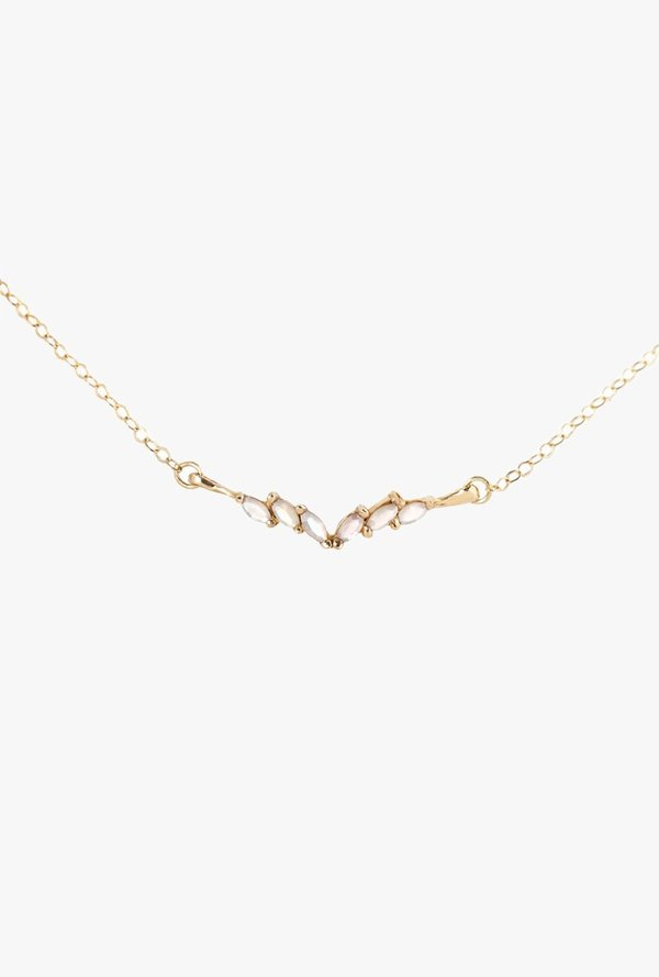 Laurie Fleming Jasmine Necklace - 14k Yellow Gold