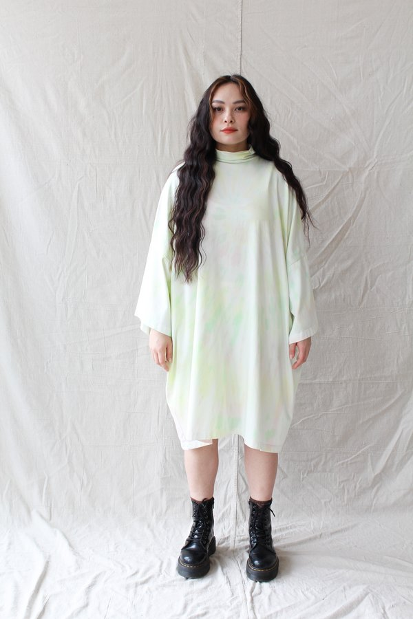 323 Turtleneck Dress