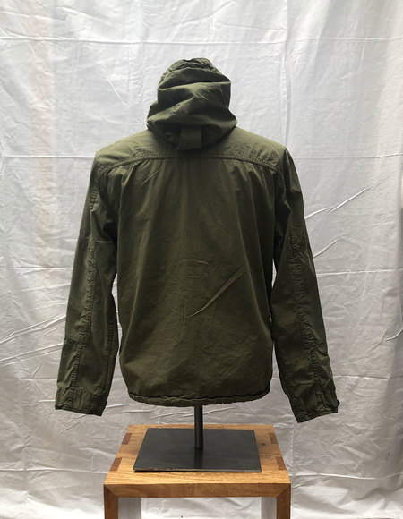 Hartford Denver Hooded Jacket - Camo