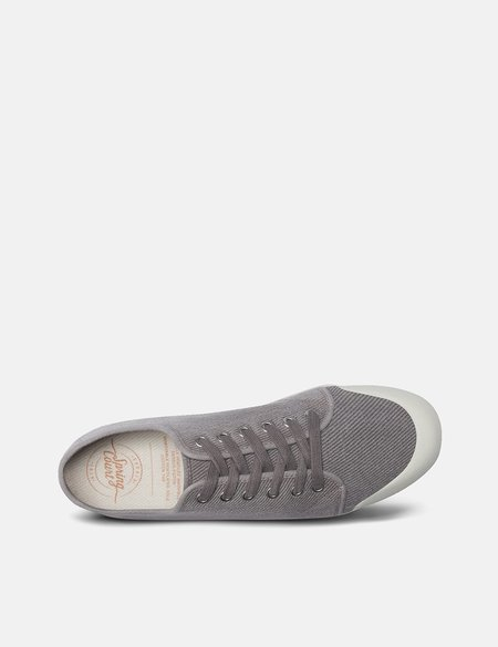Spring Court G2 Washed Out Trainers (Heavy Twill) - Beige