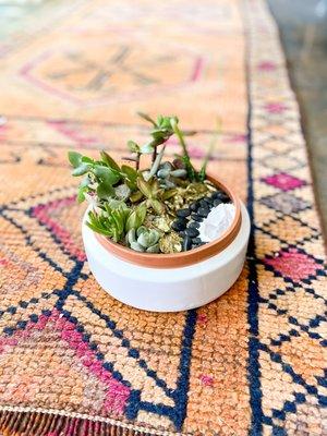 Greenwood Shop Take Home Terrarium Workshop for Two!