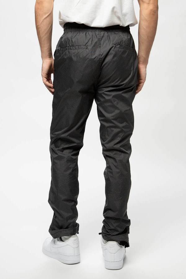 PLEASURES Brick Tech Track Pant - Black