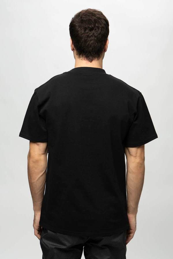 PLEASURES Erase My Head Premium T-Shirt - Black