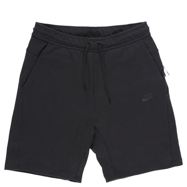 Nike Tech Fleece Shorts - Black