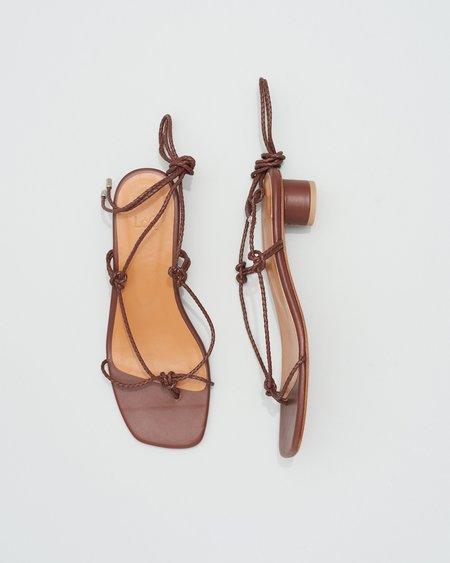 LOQ Dora Sandal - Cacao