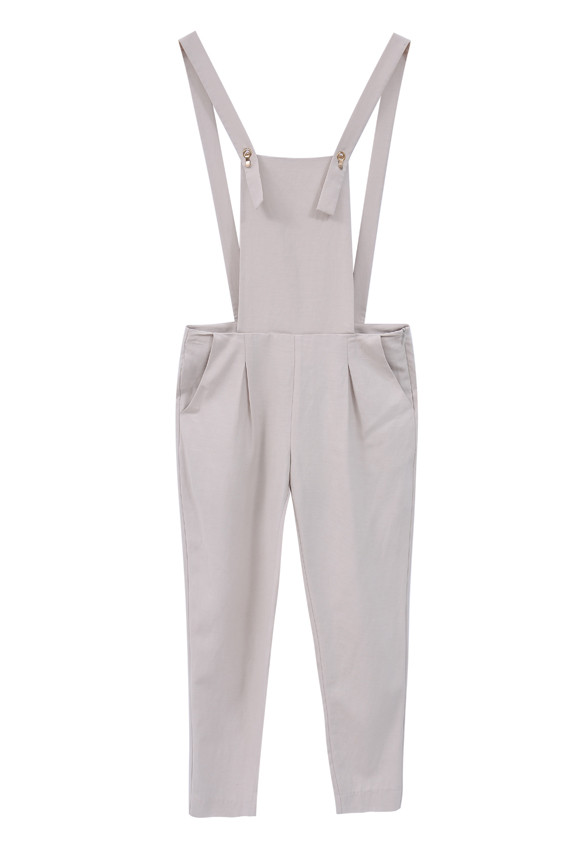 The Korner Slouched Overall