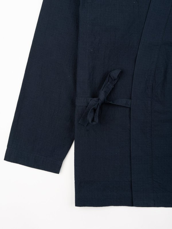 Universal Works Kyoto Work Jacket - Navy Cotton Ripstop