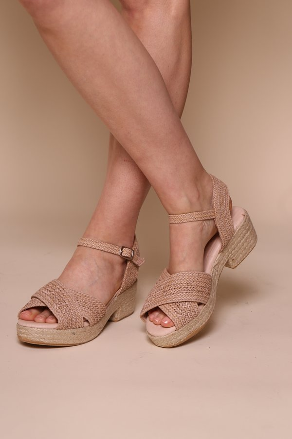 """""""INTENTIONALLY __________."""" Coco Sandal"""