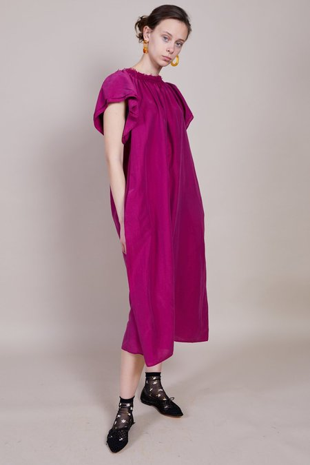 Hansel from Basel Amida Dress - Fuschia