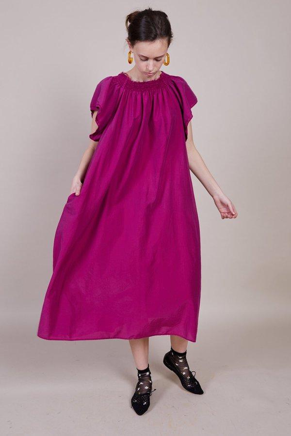 Hansel from Basel Amida Dress - Fuschia