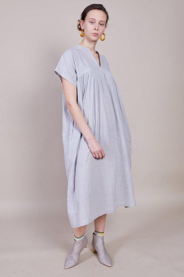 Blluemade Smock Dress - Stripe