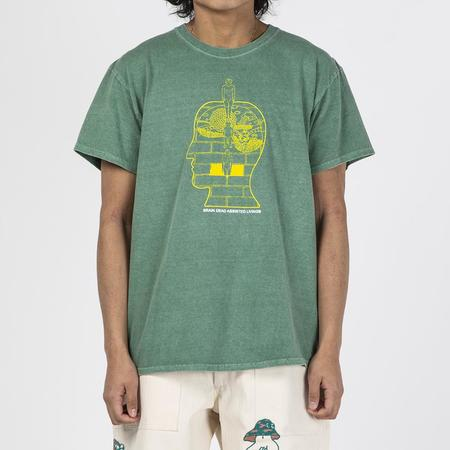 Brain Dead Syd T-shirt - Forrest