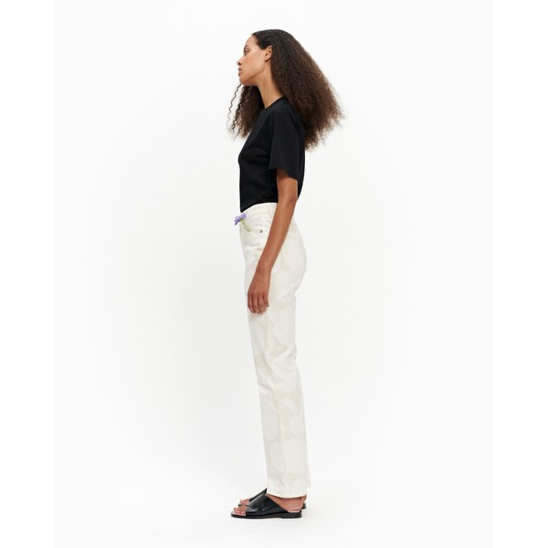 Marimekko Humina Unikko trousers
