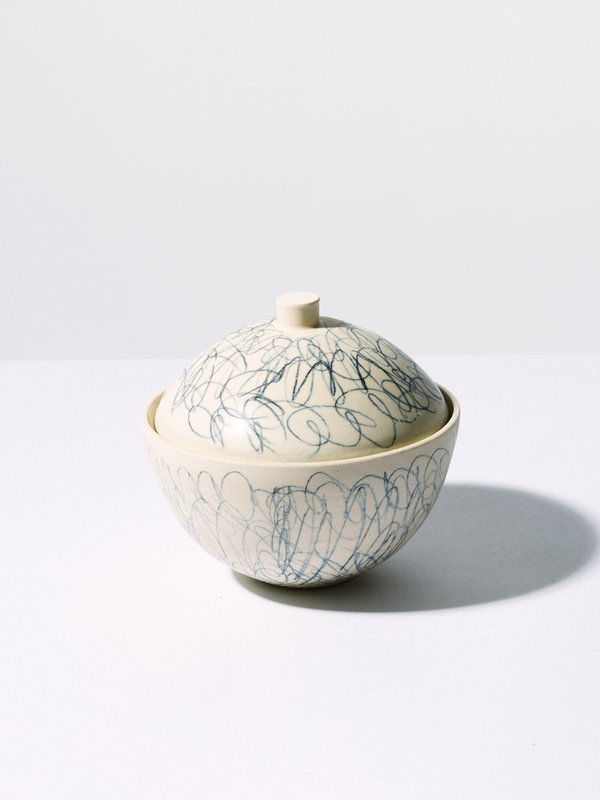 Nancy Kwon Scribble Container