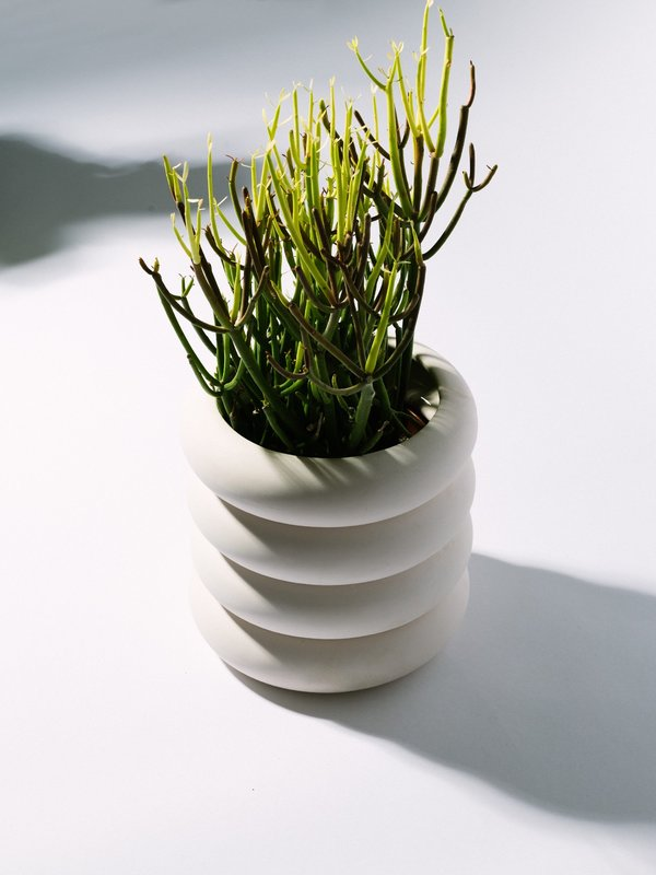 Areaware Tall Stacking Planter