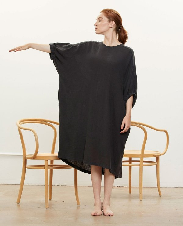 BLACK CRANE Xiao Dress - Faded Black