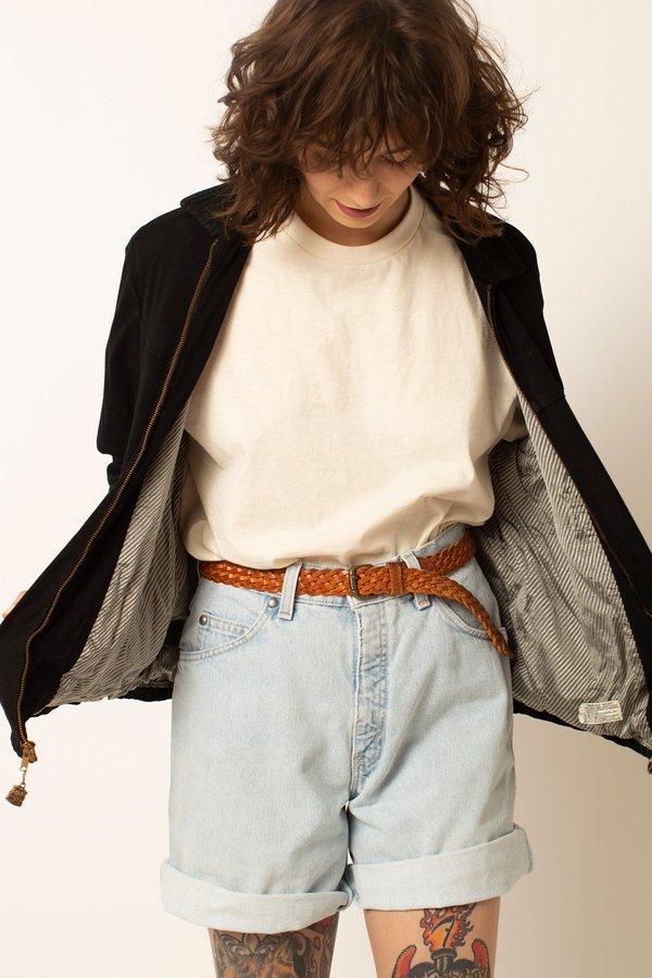 Preservation Vintage Lightweight Jacket - Black