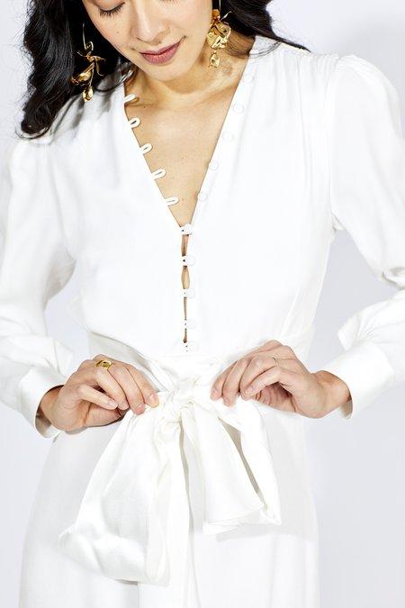 Vanessa Cocchiaro Henrietta Dress - Ivory