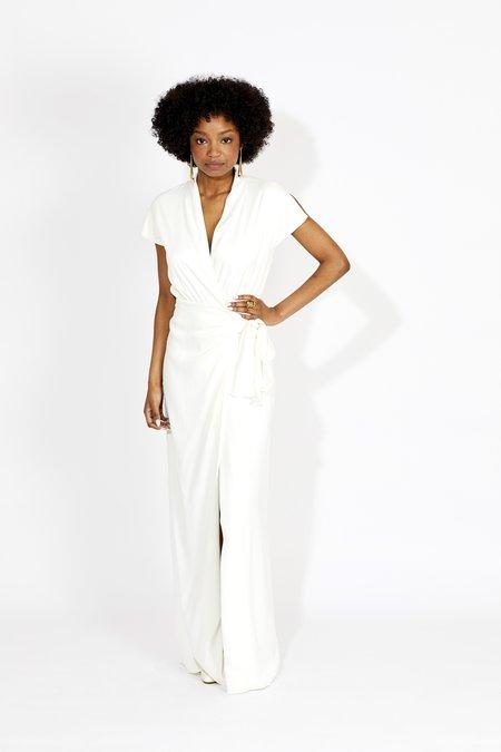 Vanessa Cocchiaro Lady Dress - Ivory