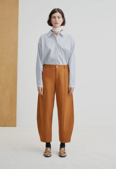 Kowtow Sculptor Jeans - Brass Denim