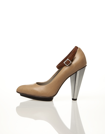 UNITED NUDE BEIGE PUMP