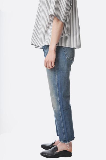 Chimala Vintage Medium wide tapered cut jeans
