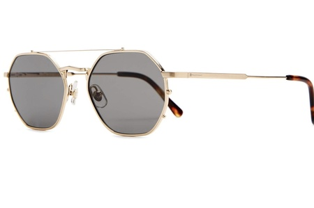 Crap Eyewear The Jazz Safari Sunglasses - Brushed